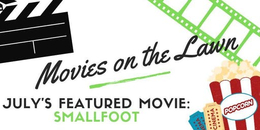 Movie on the Lawn - Smallfoot