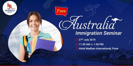 FREE Australia Immigration Seminar in Pune` tickets