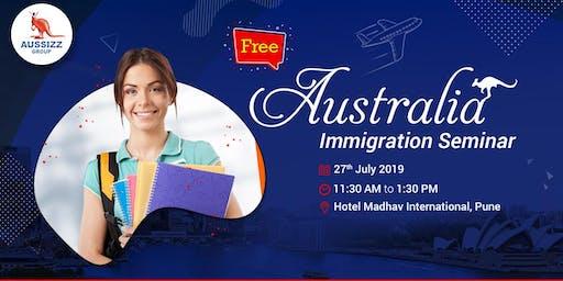 FREE Australia Immigration Seminar in Pune`