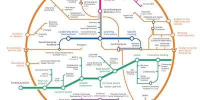 Navigating the Social Enterprise Eco-system Map