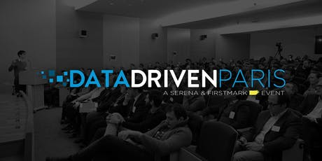 Data Driven Paris  tickets