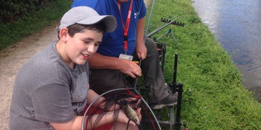 Free Let's Fish! - Hull - Learn to Fish Sessions - Hull & District Anglers