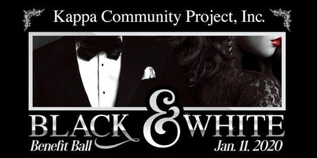72nd Kappa Black & White Ball tickets
