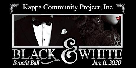 72nd Kappa Black & White Ball tickets