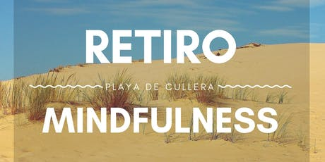 Retiro mindfulness y arteterapia en la playa de Cullera, Valencia entradas