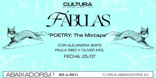 Fábulas / Poetry The Mixtape