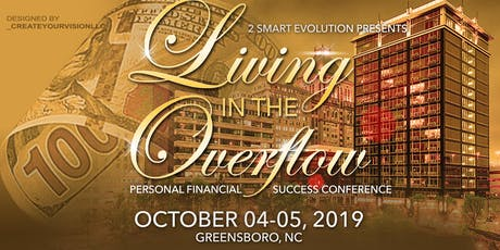 LIVING IN THE OVERFLOW Personal Financial Success tickets