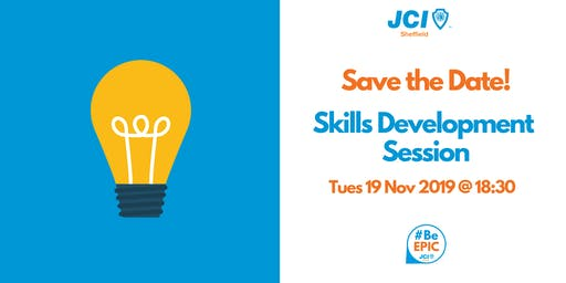 Save the Date! - Tues 19 Nov