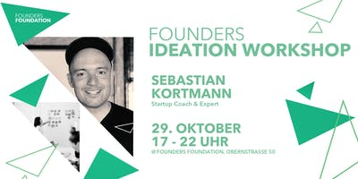 Founders Ideation Workshop