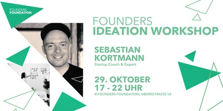 Founders Ideation Workshop Tickets