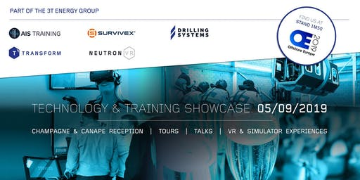Technology and Training showcase