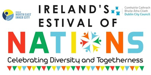 IRELAND'S FESTIVAL OF NATIONS 2019