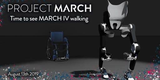 Reveal exoskeleton MARCH IV