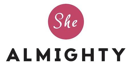 She Almighty: Women's Coaching & Empowerment  tickets