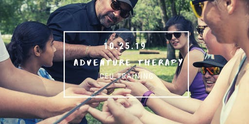 Adventure Therapy: Theory & Practice CEU Training for Clinicians
