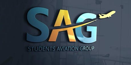 STUDENTS AVIATION GROUP (SAG)  ANNUAL AVIATION CONFERENCE tickets
