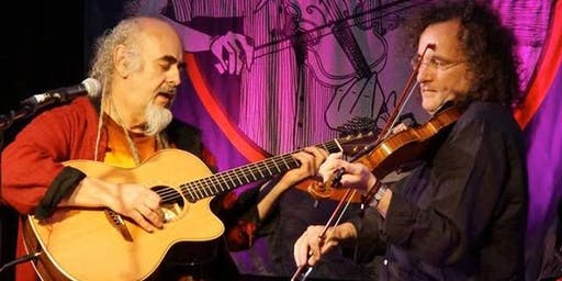 Martin Hayes & Steve Cooney Fundraising Concert