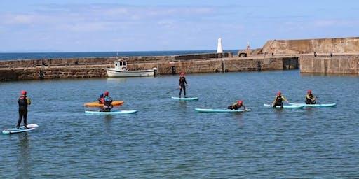 Cullen Sea School Paddlesports Session