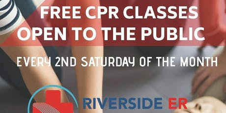 Riverside ER CPR and First Aid Classes tickets