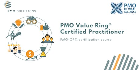 PMO-CP (PMO VALUE RING Certified Practitioner) Live Certification Course tickets