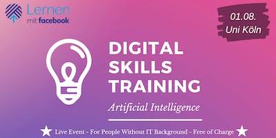 Digital Skills Training  - Artificial Intelligence