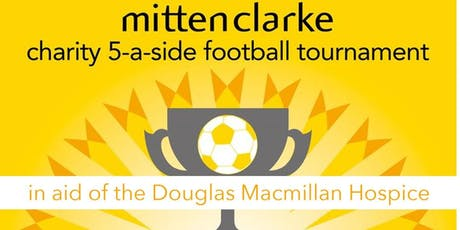Mitten Clarke Charity Football Tournament tickets