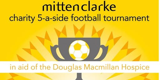 Mitten Clarke Charity Football Tournament