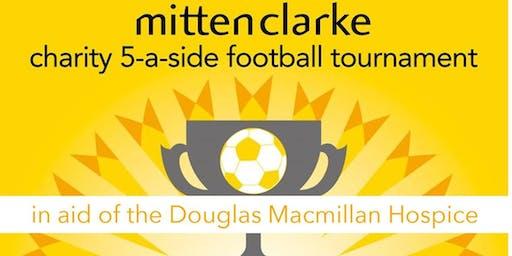Mitten Clarke Charity Football Tournament
