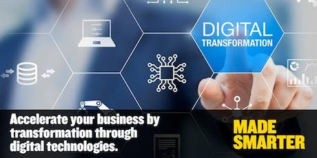Powering your manufacturing through Digital Transformation tickets