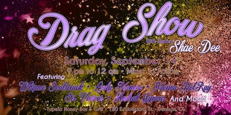 Drag Show Extravaganza tickets