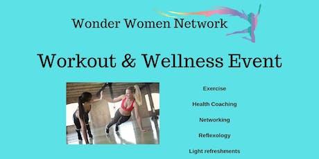 Workout & Wellness Event tickets