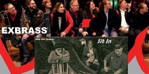 Konzert: JuiceXBrass & Sit In