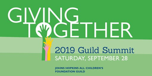 2019 Guild Summit - Giving Together