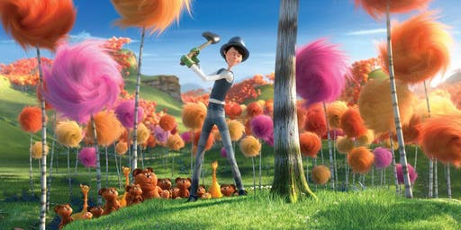 Pendle Social Cinema Presents: The Lorax (2012)