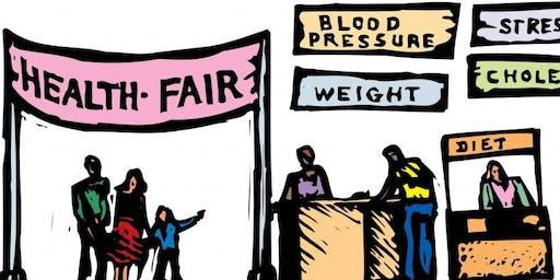Dissipating Disparities, Inc.'s 7th Annual FREE Health Fair & Community Expo