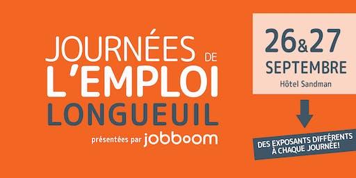 Journée de l'emploi Longueuil - Automne 2019