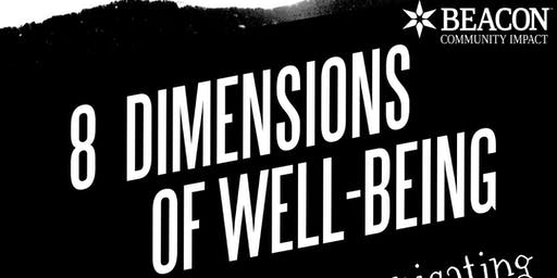 Beacon Community Impact: 8 Dimensions of Well-being