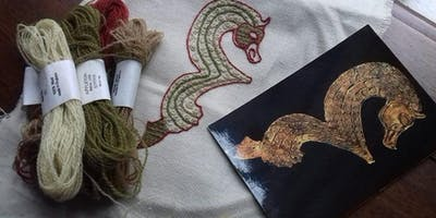 Anglo Saxon Embroidery With Katherine Keatley
