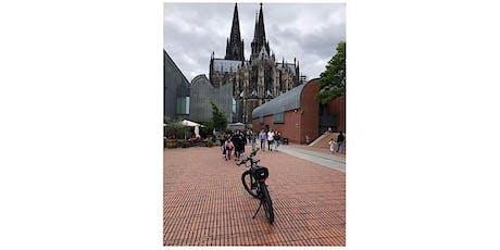 Fahrradtour Köln Rodenkirchen/Hahnwald Tickets