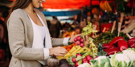 Healthy Recipe Series and Cooking Demo at the Norwood Farmers Market tickets
