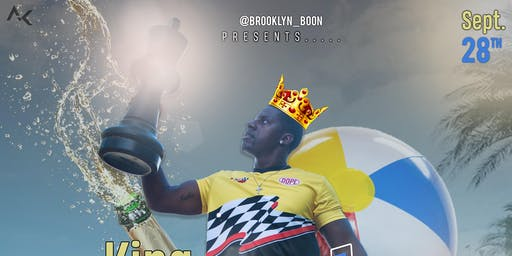 Brooklyn Boon Presents: King Of The Pool Party