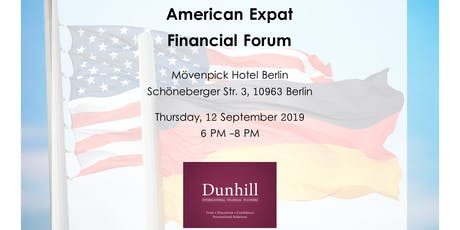 American Financial Forum - Berlin Tickets