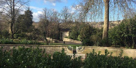 Summer drinks and Tour of Sydney Gardens, Bath tickets