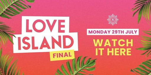 Love Island Live Final Screening and Quiz