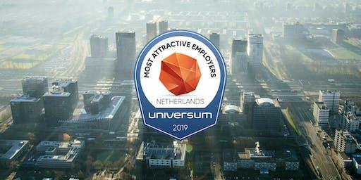 2019 UNIVERSUM AWARDS - PROFESSIONALS EDITION