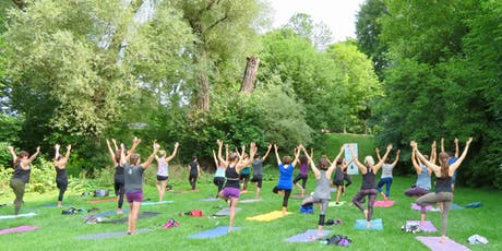 4th Annual Yoga4good in Lawrence Park & Ravine tickets