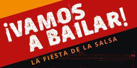 ¡Vamos a bailar! La Fiesta de la Salsa Tickets