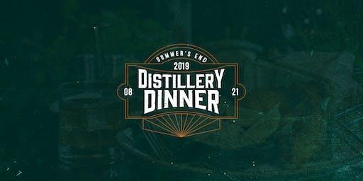 Tarnished Truth Summer's End Distillery Dinner