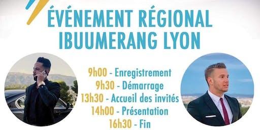 EVENEMENT REGIONAL I BUUMERANG LYON