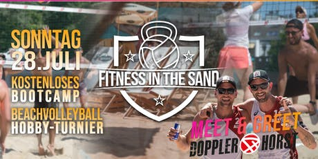 FITNESS IN THE SAND - Doppler & Horst Special Tickets